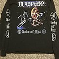 Blasphemy Gods of War LS Boot