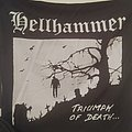 Hellhammer Triumph of Death flag