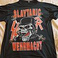 Slayer - TShirt or Longsleeve - Slaytanic Wehrmacht 1989 Tee