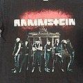Rammstein Brandenburger Tor shirt