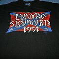 LYNYRD SKYNYRD - TShirt or Longsleeve - Lynyrd Skynyrd - Original vintage tour t-shirt