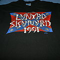 Lynyrd Skynyrd - Original vintage tour t-shirt