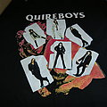 Quireboys - Original vintage European tour t-shirt.