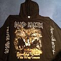 Iced Earth - Hooded Top - Iced Earth Something Wicked This Way Comes Hoody
