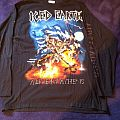 Iced Earth - TShirt or Longsleeve - Iced Earth Alive in Athens LS ( 1)