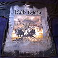 Iced Earth - TShirt or Longsleeve - Iced Earth Something Wicked This Way Comes Batik Shirt