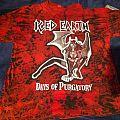Iced Earth - TShirt or Longsleeve - Iced Earth Days Of Purgatory Batik Shirt