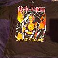 Iced Earth - TShirt or Longsleeve - Iced Earth Europe under Ice Tour Shirt 1997