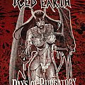 Iced Earth Shirt Greece tour 1997