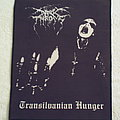 Darkthrone - Transilvanian Hunger Back Patch