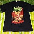 Broken Hope-30 Years Anniversary-T-Shirt Size XL,Gildan Heavy Cotton,New