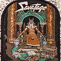 """Savatage - Patch - Savatage """"Hall of the Mountain King"""" patch, woven"""