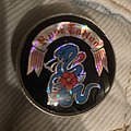 Rose Tattoo - Vintage Prismatic Pin Pin / Badge