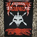 Voivod - Thrashing Rage - Vintage Back Patch