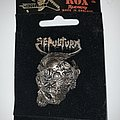 Sepultura - Beneath the Remains - Alchemy Poker Pin Pin / Badge