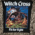 Witch Cross - Fit for Fight - Back Patch