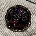 Tokyo Blade - If Heaven is Hell - Vintage Prismatic Pin Pin / Badge
