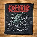 Kreator - Pleasure to Kill Patch