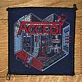 Accept - Metal Heart Patch