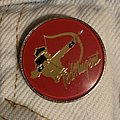 Ted Nugent - Vintage Enamel Pin Pin / Badge