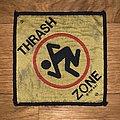 D.R.I. - Thrash Zone Patch
