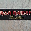 Piece of Mind vintage strip patch