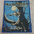 Iron Maiden - Patch - Fear Of The Dark vintage patch