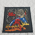 Iron Maiden - Patch - The Number of the Beast vintage patch