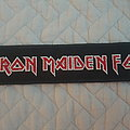 Iron Maiden - Patch - Iron Maiden Fan Club patch