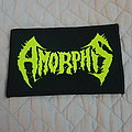 Amorphis - Patch - Amorphis logo patch