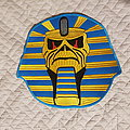Iron Maiden - Patch - Powerslave backpatch