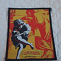 Guns N' Roses - Patch - Use Your Illusion I vintage patch