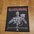 Iron Maiden - Patch - Seventh Son of a Seventh Son vintage patch