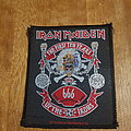 Iron Maiden - Patch - The First Ten Years vintage patch
