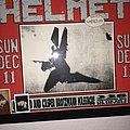 Helmet 1994 Concert Bill