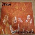 Deicide - Tape / Vinyl / CD / Recording etc - Deicide / Amon - Feasting the Beast LP