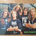 Obituary - Other Collectable - Obituary poster