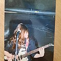 Rotting Christ - Other Collectable - Sakis autographed photo