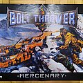 Bolt Thrower - Other Collectable - Bolt Thrower Mercenary / Marilyn Manson poster