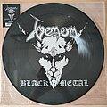Venom - Tape / Vinyl / CD / Recording etc - Venom - Black Metal LP Pic