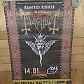 Mayhem - Other Collectable - Mayhem - Eastern Ritual Tour Poster