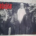 Deicide - Other Collectable - Deicide poster flag
