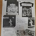 Gorefest - Other Collectable - Nuclear Blast catalogue from early 90's