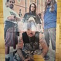 Sepultura - Other Collectable - Sepultura/Bon Jovi posters
