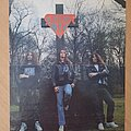 Asphyx - Other Collectable - Asphyx/Exodus poster