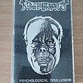 Nosferatu - Tape / Vinyl / CD / Recording etc - Nosferatu - Psychological Disillusion