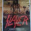 Slayer - Other Collectable - Slayer - Christ Illusion poster