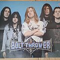 Bolt Thrower - Other Collectable - Bolt Thrower / Savatage Poster