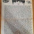 Impetigo - Other Collectable - Impetigo Horror Of The Zombies