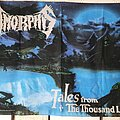 Amorphis - Other Collectable - Amorphis Tales from The Thousand Lakes poster flag